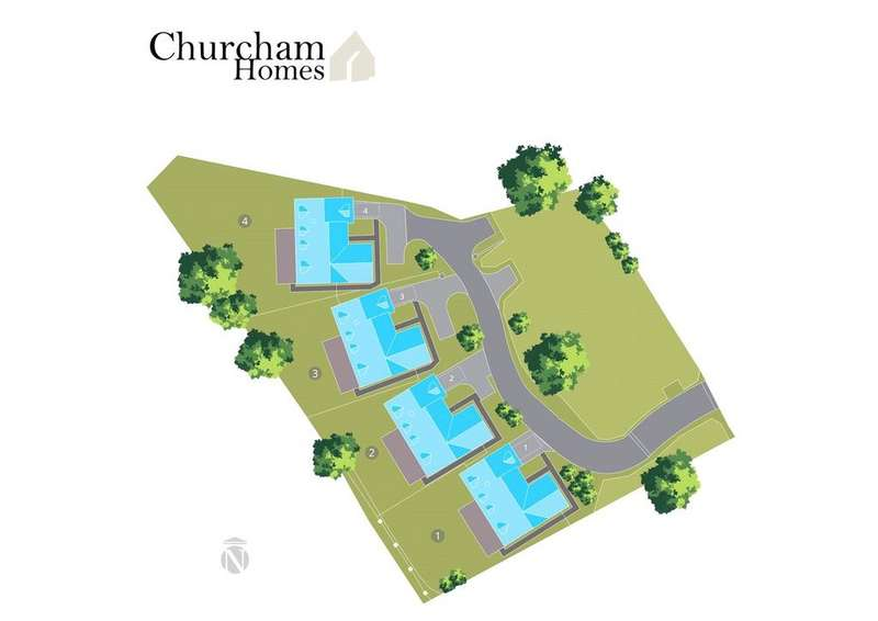 5 Bedrooms Detached House for sale in Evesham Road, Greet, Cheltenham, Gloucestershire, GL54