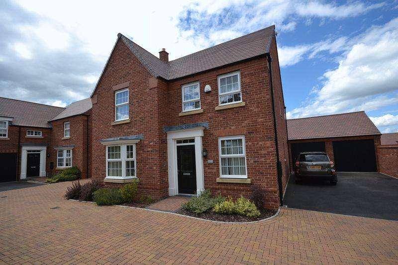 4 Bedrooms Detached House for sale in Blackthorn Road, Tenbury Wells
