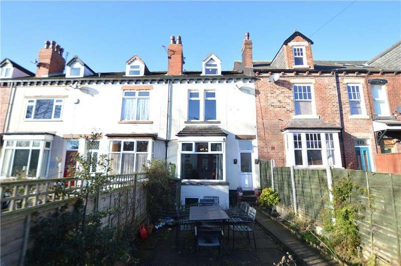 4 Bedrooms Terraced House for sale in Lidgett Lane, Garforth, Leeds, West Yorkshire