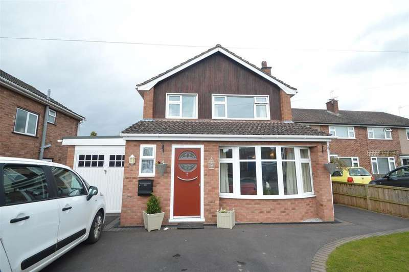 3 Bedrooms Detached House for sale in 5 Highfields, Shrewsbury, SY2 5PQ