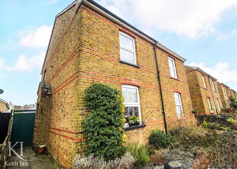 4 Bedrooms Semi Detached House for sale in Tamworth Road, Hertford