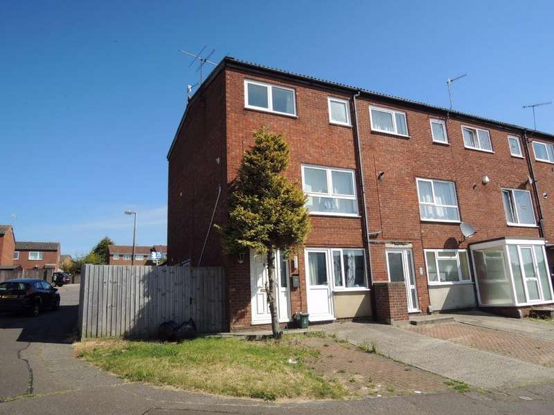 6 Bedrooms End Of Terrace House for rent in Purcell Close, COLCHESTER, Essex