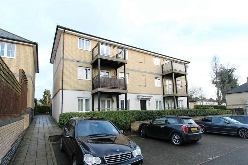2 Bedrooms Flat for sale in Ipswich Road, Colchester, Essex