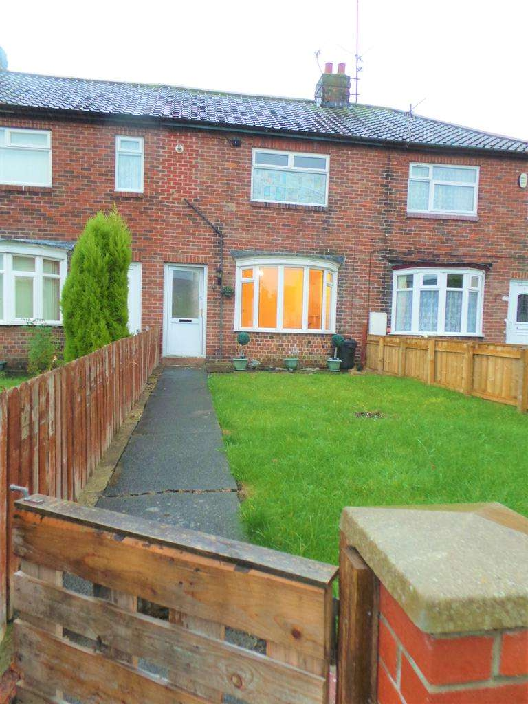 2 Bedrooms Terraced House for sale in Kent Avenue, Dunston, Gateshead NE11