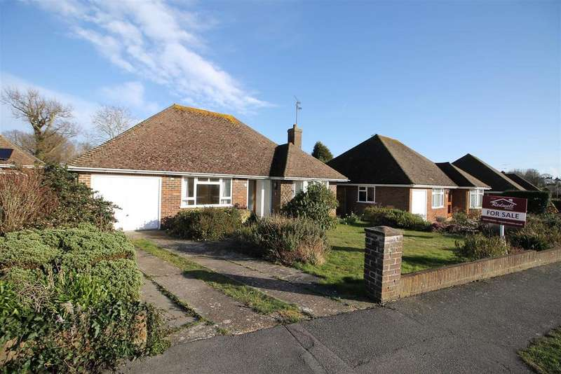 2 Bedrooms Detached Bungalow for sale in The Gorseway, Bexhill-On-Sea