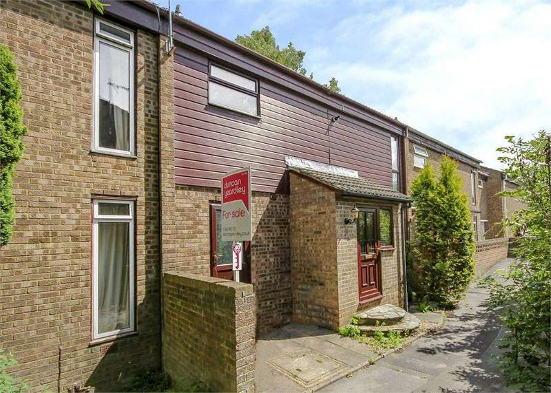 3 Bedrooms End Of Terrace House for sale in Donnybrook, Bracknell, RG12