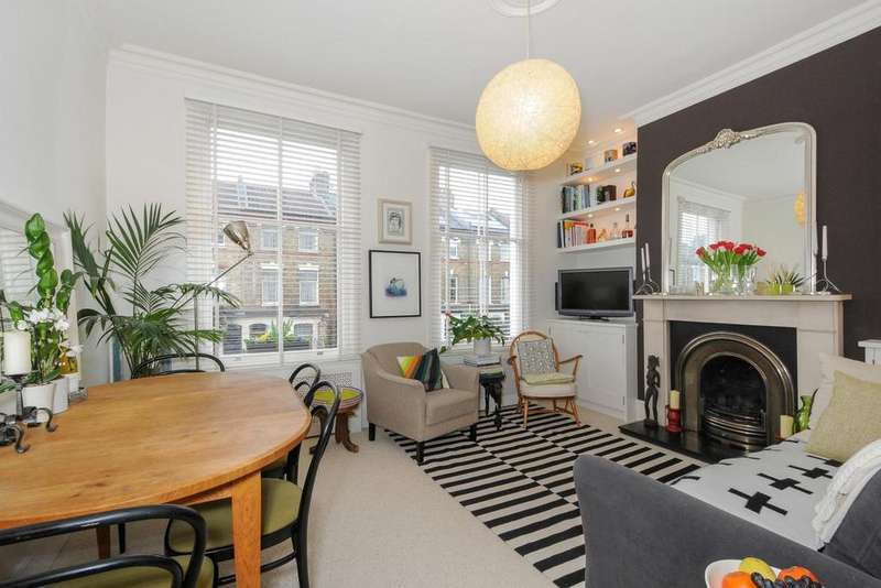 2 Bedrooms Flat for sale in Roden Street, Holloway