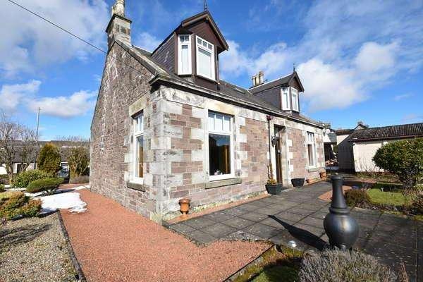 4 Bedrooms Detached House for sale in 80 St. Leonard Street, Lanark, ML11 7BJ