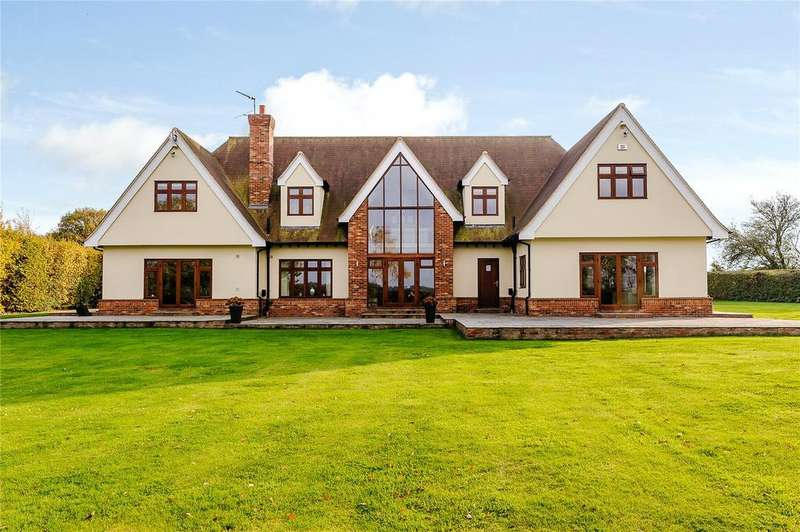 5 Bedrooms Detached House for sale in Woodham Walter, Near Danbury, Essex, CM9