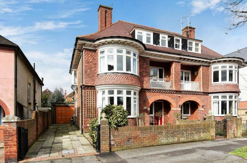 5 Bedrooms Semi Detached House for sale in Hove Street Hove East Sussex BN3