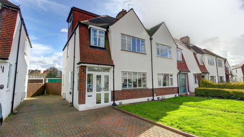 4 Bedrooms Semi Detached House for sale in Carisbrooke Road, Bromley, Kent