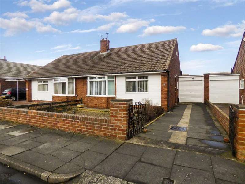 2 Bedrooms Bungalow for sale in Tilbury Grove, Cullercoats