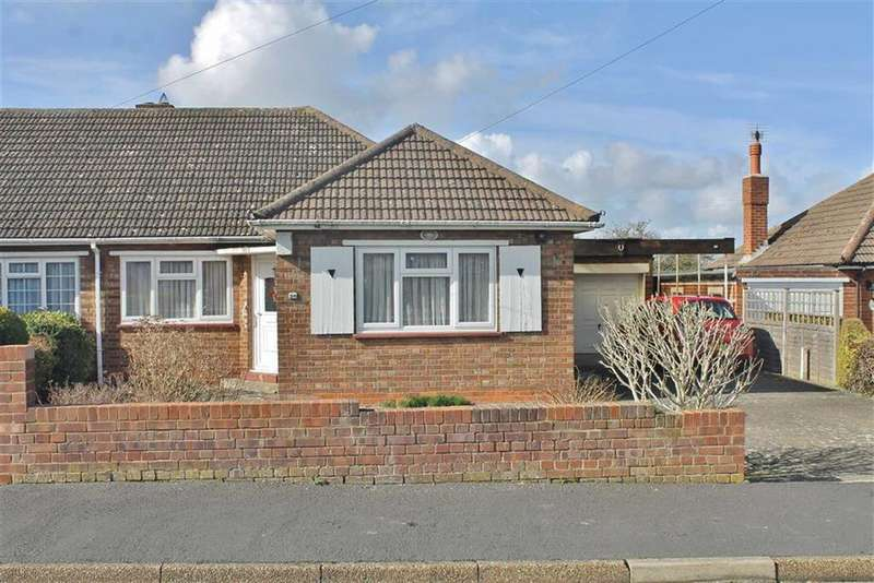 3 Bedrooms Semi Detached Bungalow for sale in Orchard Drive, Meopham