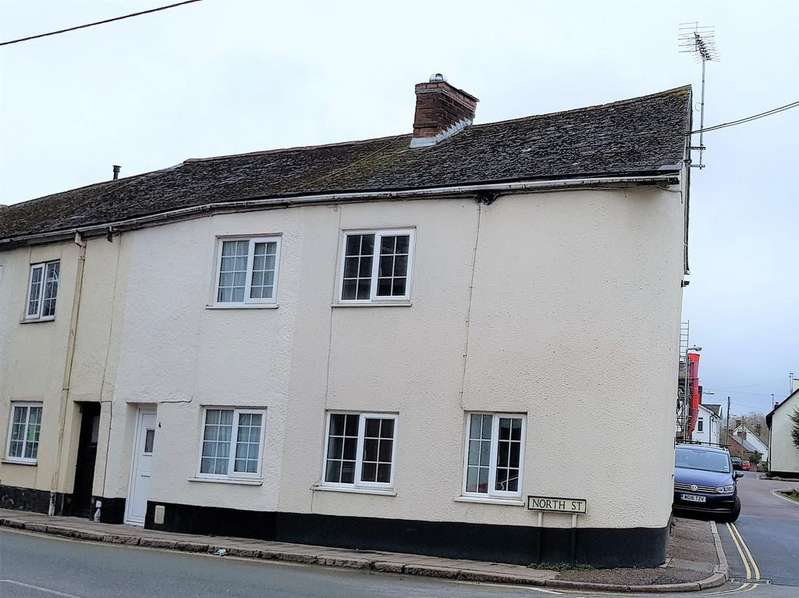 2 Bedrooms Cottage House for rent in Ottery St Mary