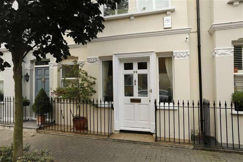 3 Bedrooms Terraced House for sale in Deodar Road, Putney, SW15
