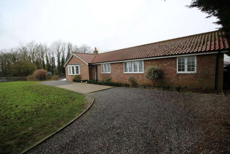 3 Bedrooms Bungalow for rent in Willingale Road, Fyfield, CM5