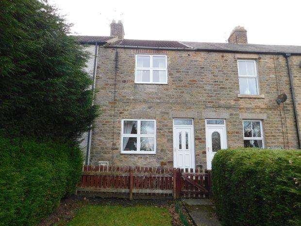 2 Bedrooms Terraced House for sale in INSTITUTE TERRACE, TORONTO, BISHOP AUCKLAND