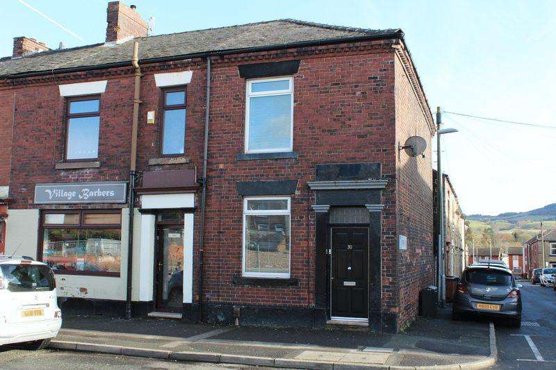 2 Bedrooms End Of Terrace House for sale in Milnrow Road, Shaw, Oldham, OL2 8EQ