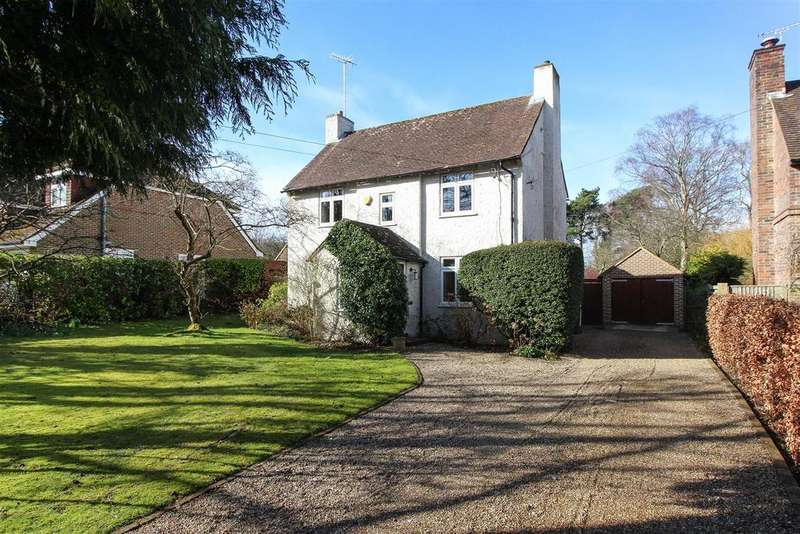4 Bedrooms Detached House for sale in Stockcroft Road, Balcombe
