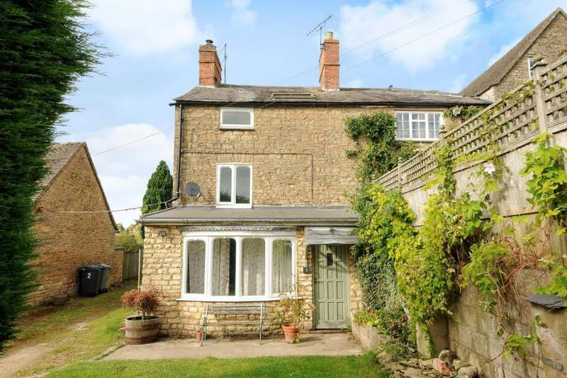 3 Bedrooms Cottage House for sale in West End, Chipping Norton, OX7