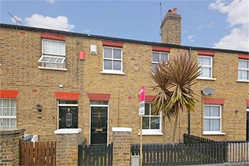 2 Bedrooms Cottage House for sale in Verney Street, London