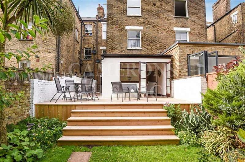2 Bedrooms Apartment Flat for sale in Chevening Road, Queens Park, London, NW6