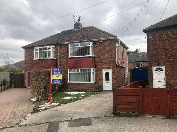3 Bedrooms Semi Detached House for sale in LEESFIELD ROAD, MEADOWFIELD, DURHAM CITY : VILLAGES WEST OF