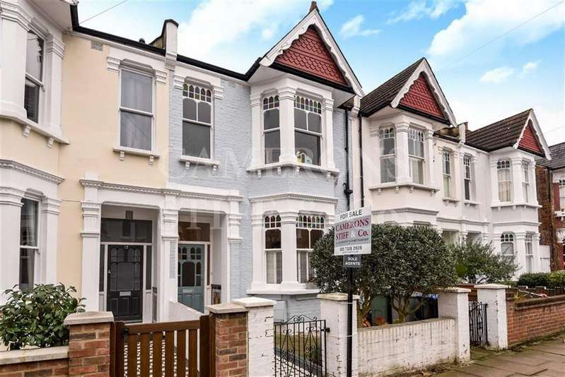4 Bedrooms Terraced House for sale in Creighton Road, Queens Park, London, NW6