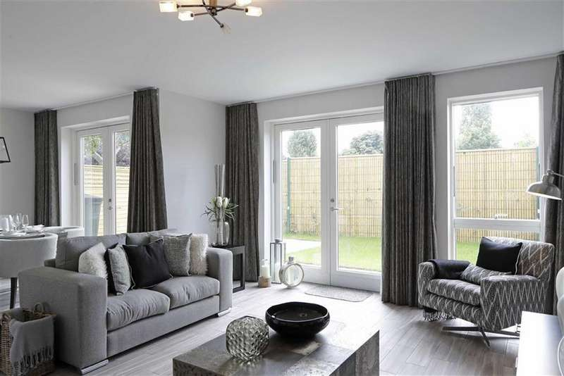 4 Bedrooms Semi Detached House for sale in Gladstone Village, Mark Twain Drive, Dollis Hill, London, NW2