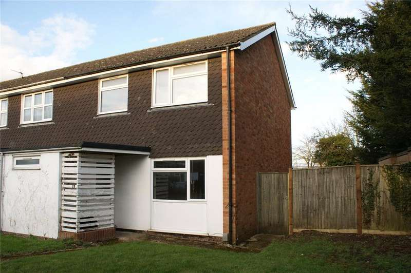 3 Bedrooms End Of Terrace House for sale in Sherbourne Drive, Woodley, Reading, Berkshire, RG5