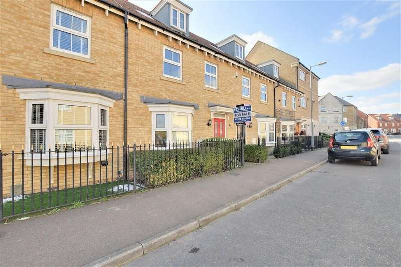 3 Bedrooms Terraced House for sale in Tanton Road, Flitch Green