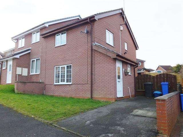 3 Bedrooms Semi Detached House for sale in Darfield Avenue, Owlthorpe, Sheffield, S20 6SU