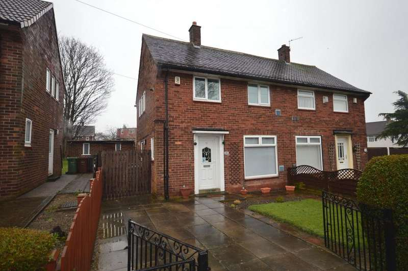 2 Bedrooms Semi Detached House for sale in Mill Green View, Leeds, West Yorkshire