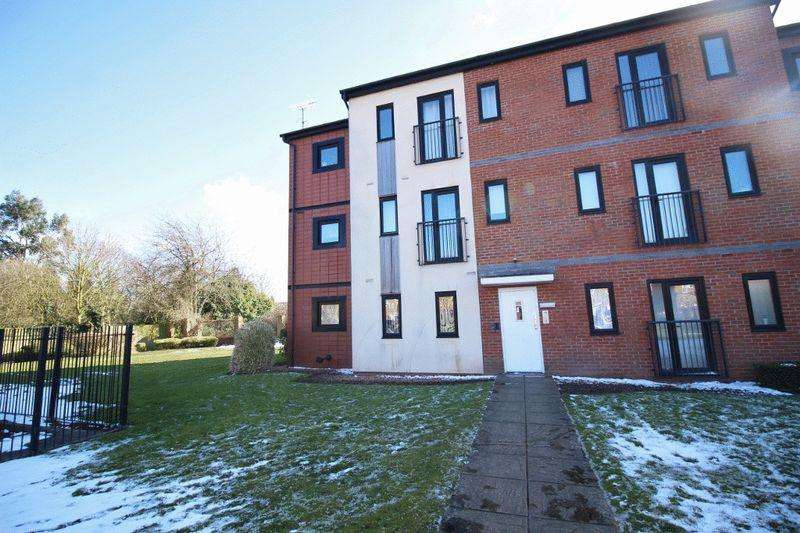 2 Bedrooms Apartment Flat for sale in Deans Gate, Willenhall