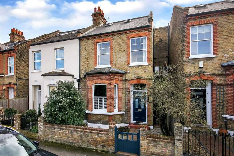 4 Bedrooms House for sale in Tritton Road, London, SE21
