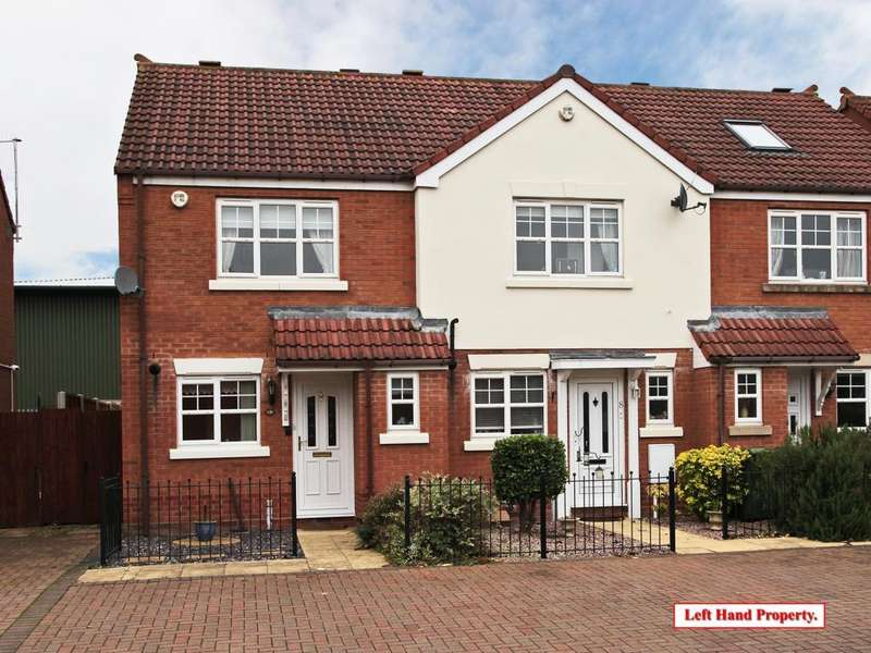 2 Bedrooms End Of Terrace House for rent in Oakland Grove, Bromsgrove, Worcestershire, B61