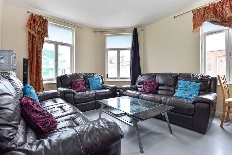 2 Bedrooms Flat for sale in Sydenham Road London SE26