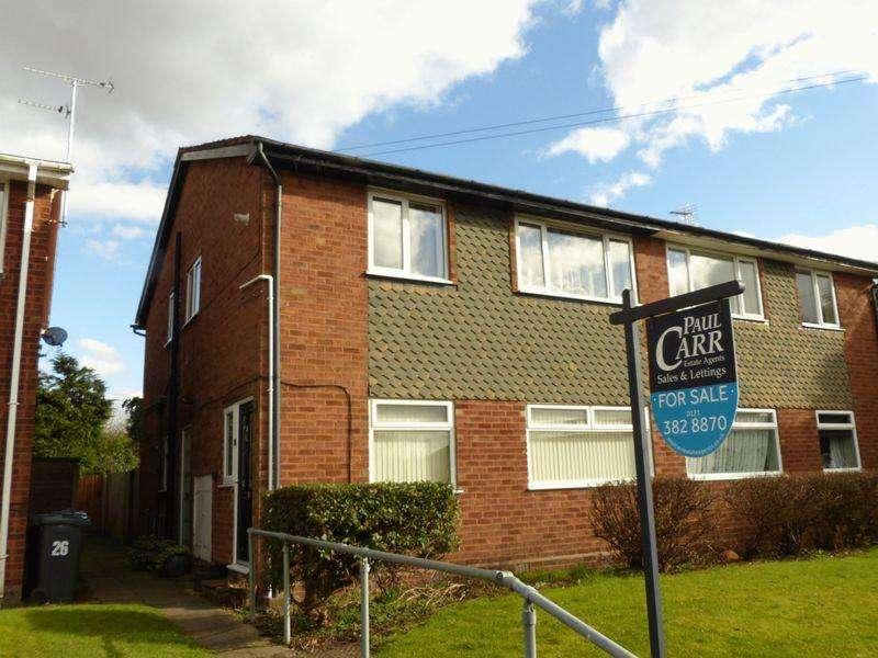 2 Bedrooms Ground Maisonette Flat for sale in Grayshott Close, Birmingham