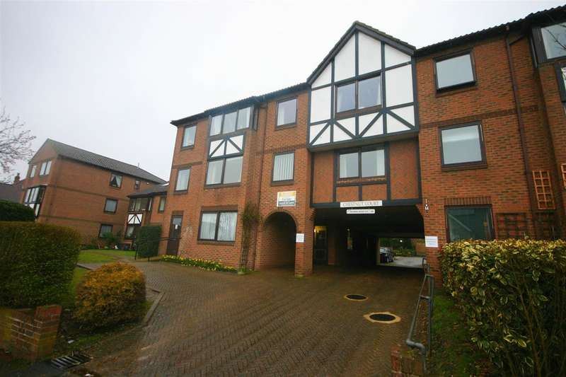 1 Bedroom Apartment Flat for sale in Chestnut Court, 45 Shaftesbury Avenue, Southampton