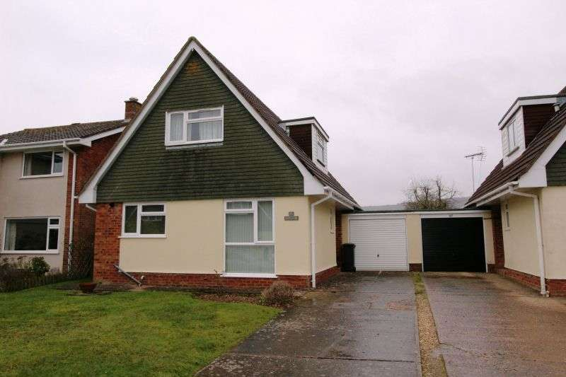 3 Bedrooms Chalet House for sale in CHINEWAY GARDENS, OTTERY ST MARY