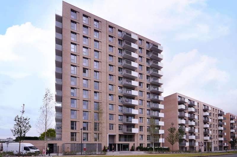 1 Bedroom Flat for sale in Waterside Park, Docklands, E16