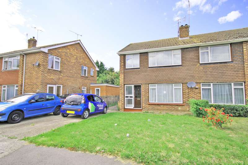 4 Bedrooms Semi Detached House for sale in College Road, Canterbury CT1