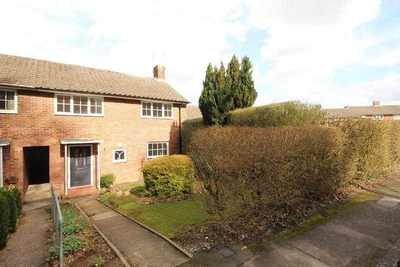 4 Bedrooms Terraced House for rent in Mayfield, Welwyn Garden City AL8