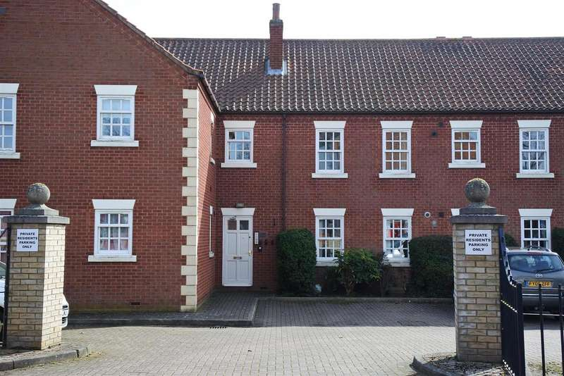 2 Bedrooms Apartment Flat for sale in New Street, Grantham