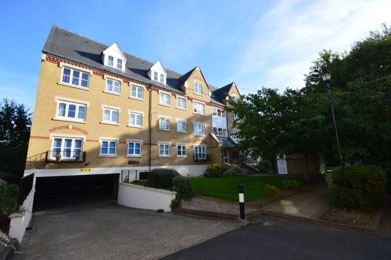 2 Bedrooms Flat for rent in Canterbury House Anglian Close, Watford, WD24