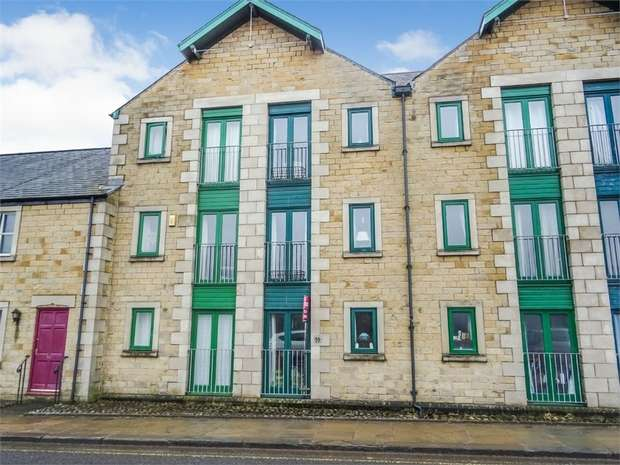3 Bedrooms Town House for sale in St Georges Quay, Lancaster, Lancashire