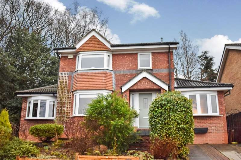 4 Bedrooms Detached House for sale in Edgewell Grange, Prudhoe, NE42