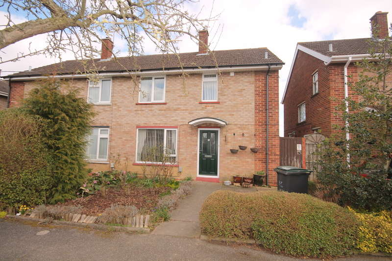 3 Bedrooms Semi Detached House for sale in Clyde Crescent, Brickhill, MK41
