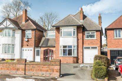 4 Bedrooms Detached House for sale in Bristol Road, Selly Oak, Birmingham, West Midlands