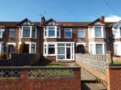 3 Bedrooms Terraced House for sale in Sadler Road, Radford, Coventry, West Midlands